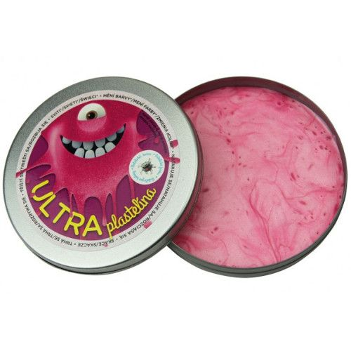ultra plastelina rozowa